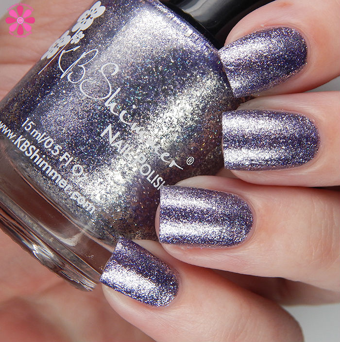 KBShimmer Summer 2016 Collection Gull Get Real Swatch