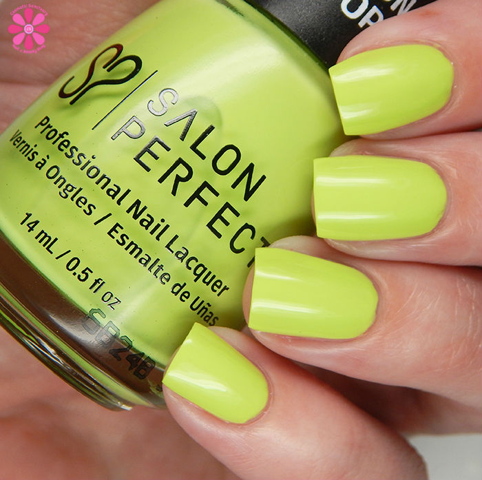 Salon Perfect Summer 2016 Neon POP! Collection Honeydew, Honey Don't