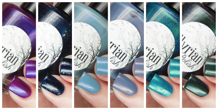 Illyrian Polish Eerie Woodlands Collection