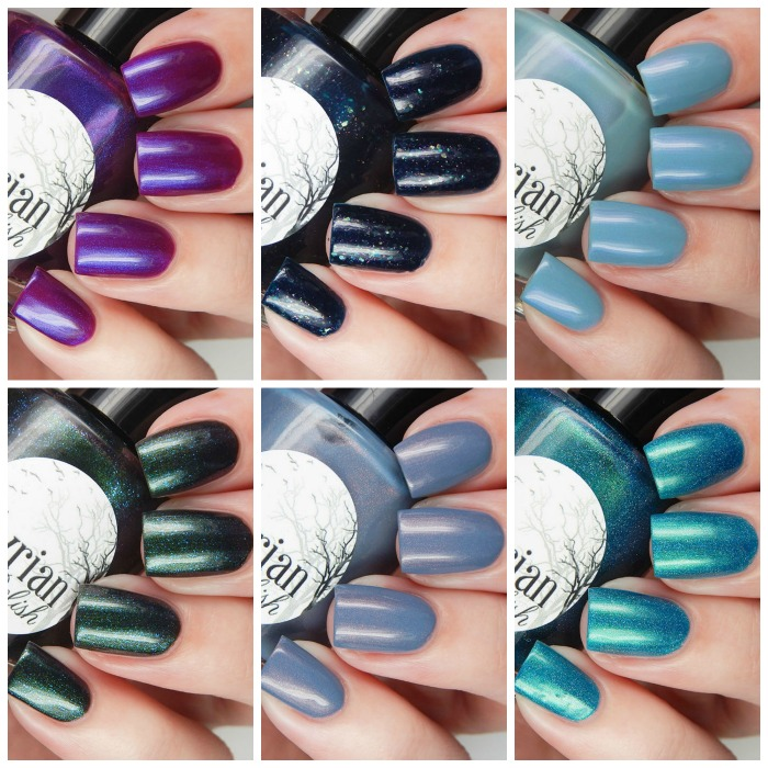 Illyrian Polish Eerie Woodlands Collection Overview