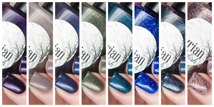 Illyrian Polish Winter Is Coming Collection