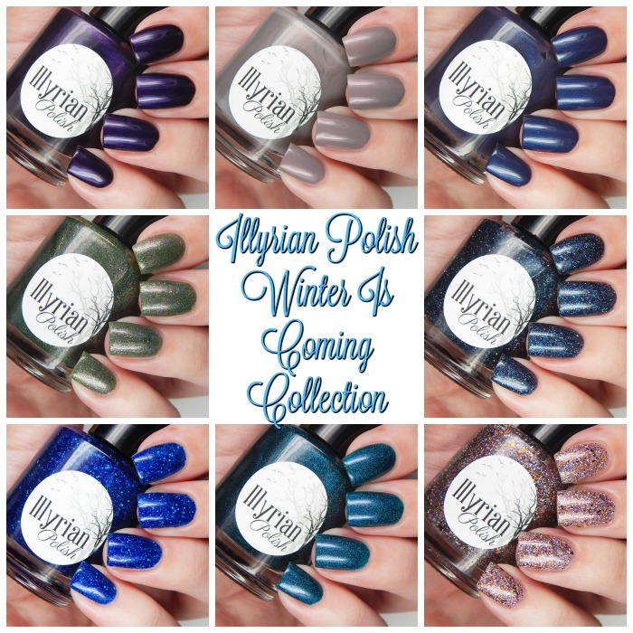 Illyrian Polish Winter Is Coming Collection Main