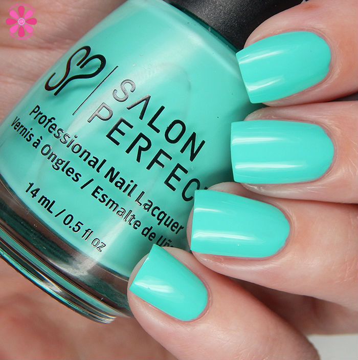 Salon Perfect Summer 2016 Neon POP! Collection Mer-Made of Money