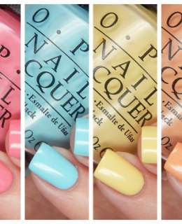 OPI Retro Summer 2016 Collection Cover