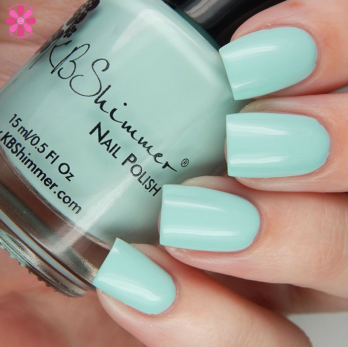 KBShimmer Summer 2016 Collection Playing With The Bouys Swatch