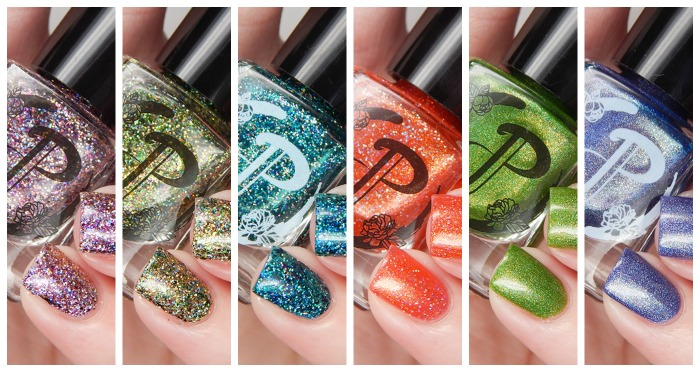 Pretty Jelly Partial Spring 2016 Collection