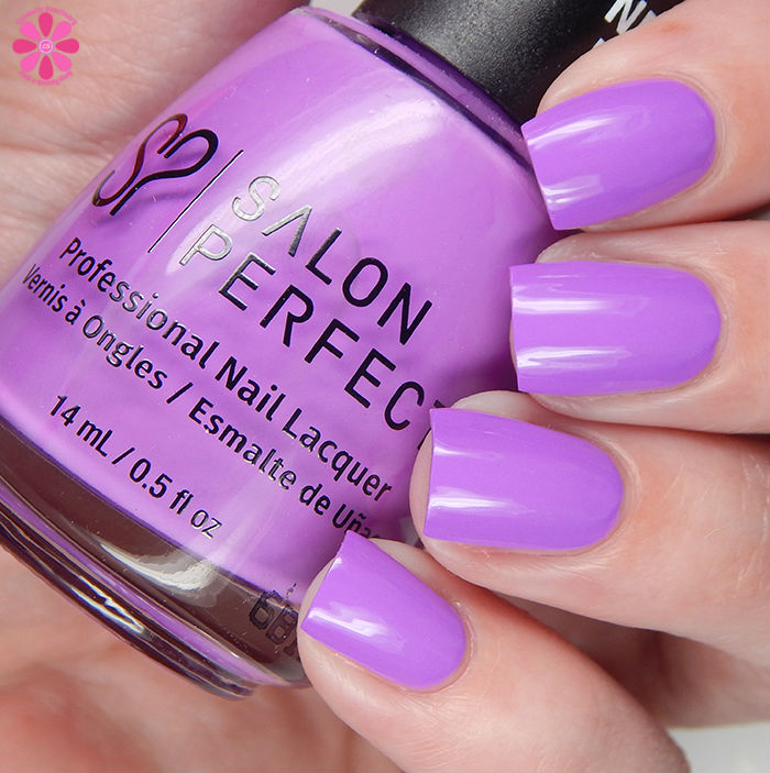 Salon Perfect Summer 2016 Neon POP! Collection Purple POP!