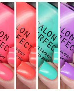 Salon Perfect Neon POP Collection Cover