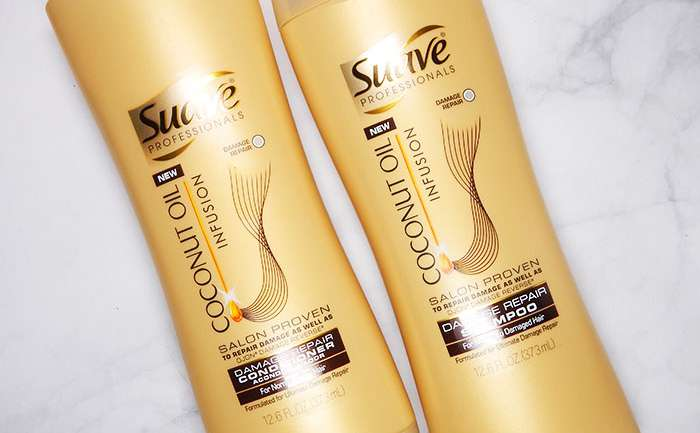 Suave Coconut Oil Infusion Hair Care for Damaged Hair