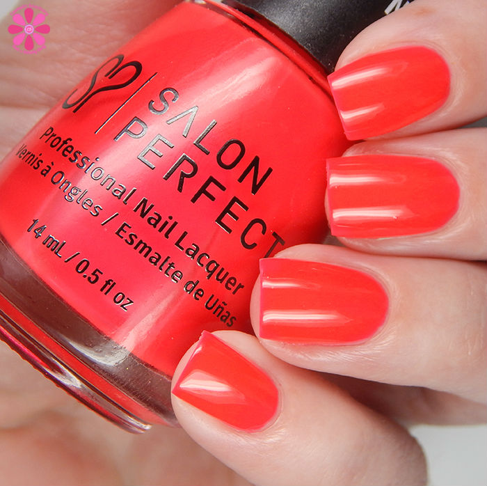 Salon Perfect Summer 2016 Neon POP! Collection Tropicool Punch