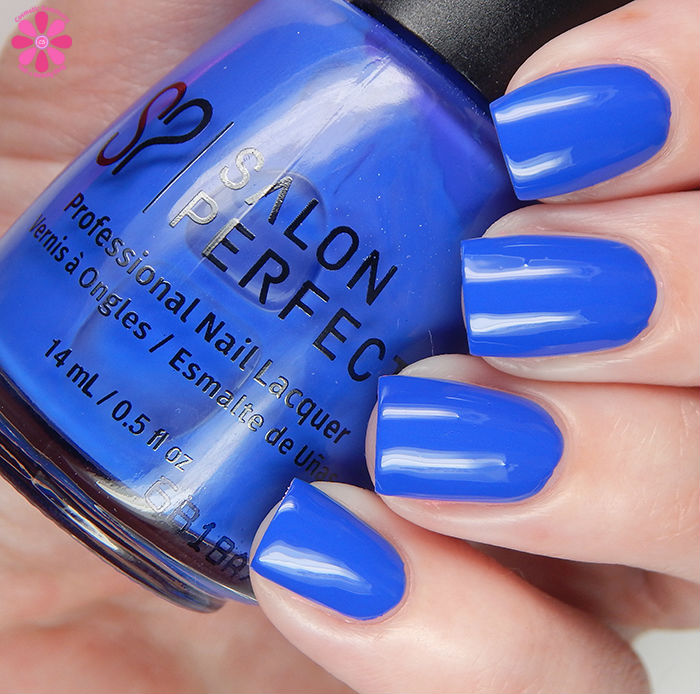 Salon Perfect Summer 2016 Neon POP! Collection Violets Are Blue
