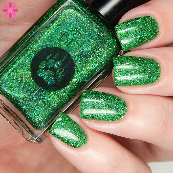 Bear Pawlish Green With Envy