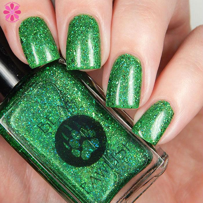 Bear Pawlish Green With Envy Down