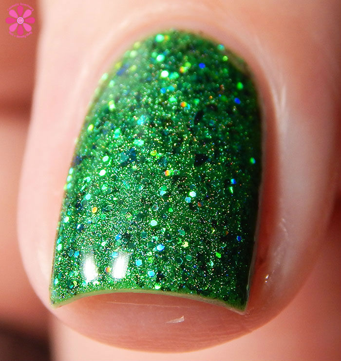 Bear Pawlish Green With Envy Front