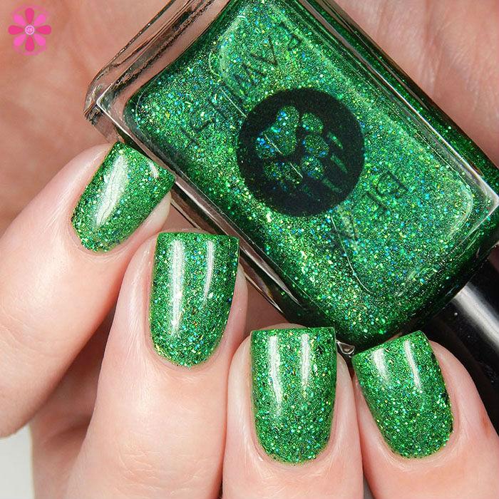 Bear Pawlish Green With Envy Up