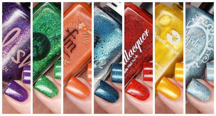 Color4Nails Seven Deadly Sins Collection