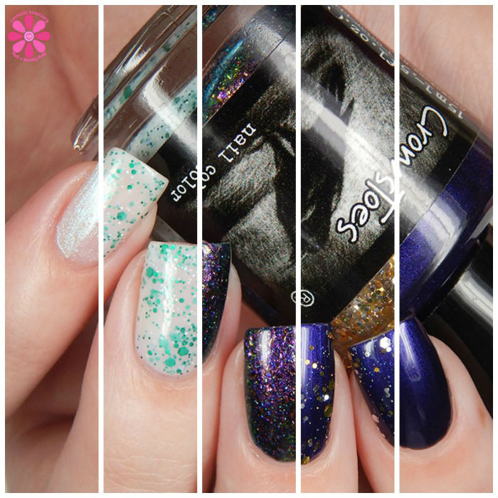 CrowsToes Nail Color Triple M Collection Overview