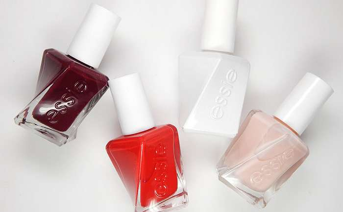 Essie Gel Couture Polish Nail Art & Giveaway