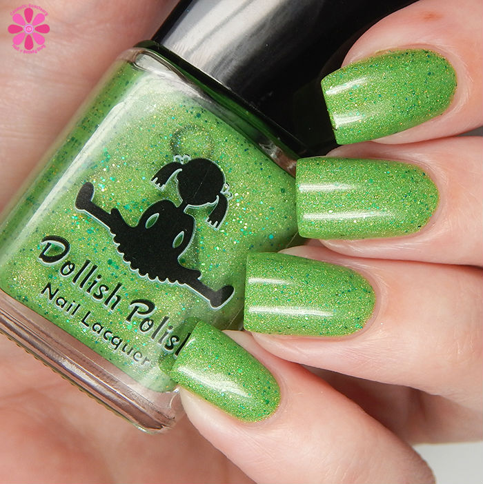 Dollish Polish Your Lily Pad Or Mine