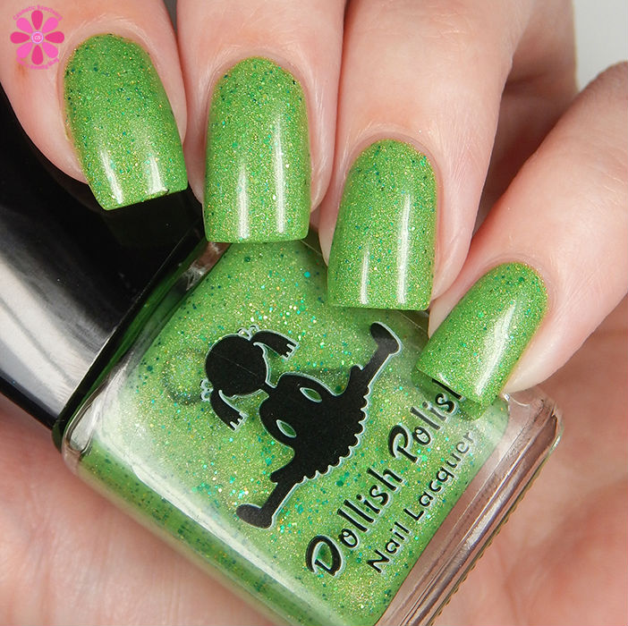 Dollish Polish Your Lily Pad Or Mine Down