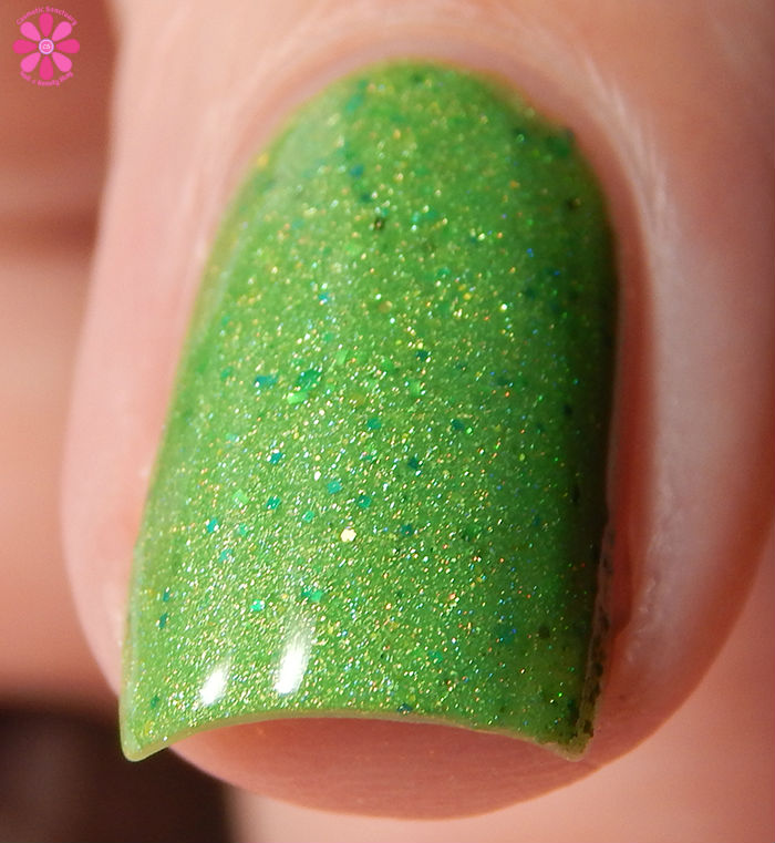 Dollish Polish Your Lily Pad Or Mine Front
