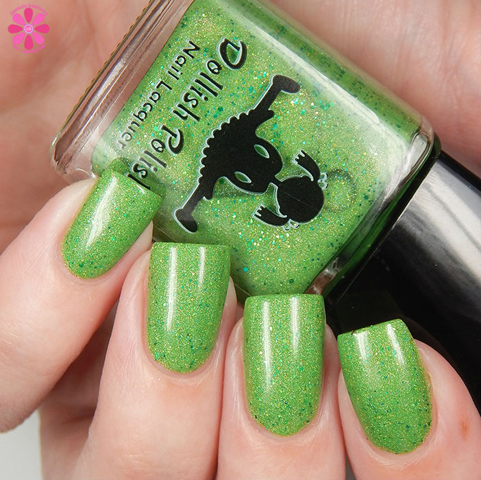Dollish Polish Your Lily Pad Or Mine Up
