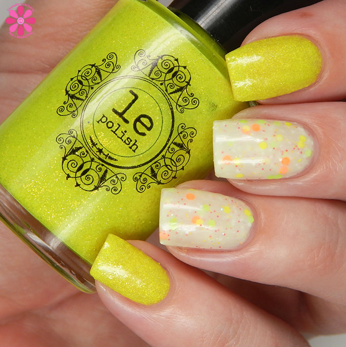Le Polish & Poetry Cowgirl Nail Polish Hello Summer Duo