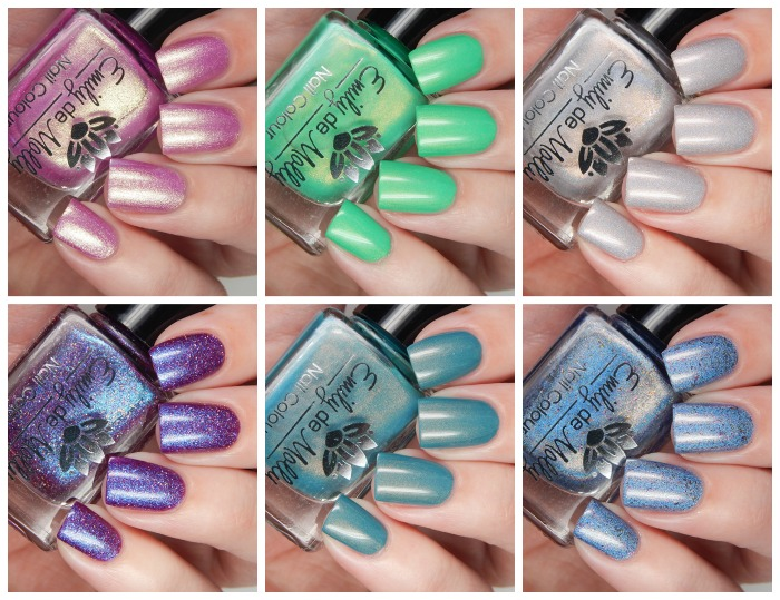 Emily de Molly June 2016 Releases Overview