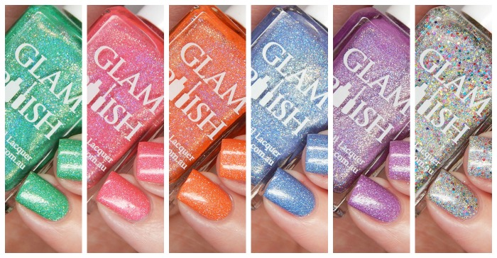 Glam Polish Forever After Partial Collection