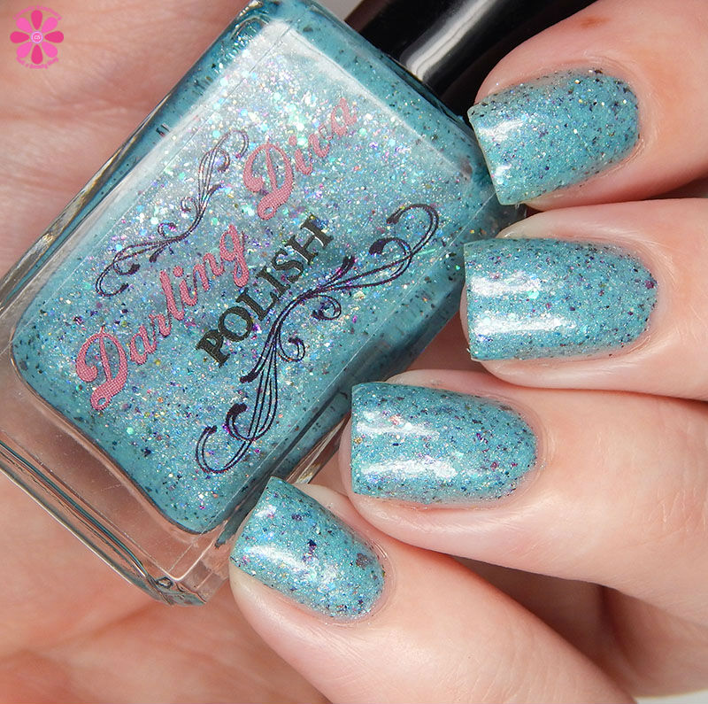 The Color Box Teal All The Things Swatches And Review