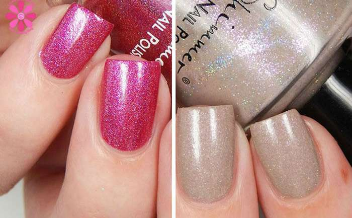 KBShimmer Exclusive Color4Nails Duo