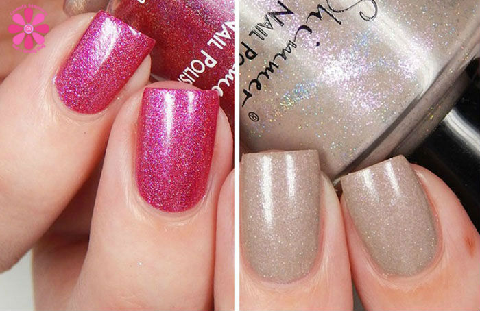 KBShimmer Exclusive Color4Nails Duo Swatches and Review
