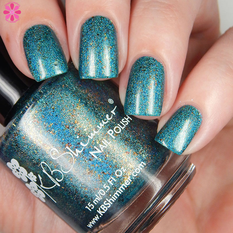 KBShimmer STeal The One Down