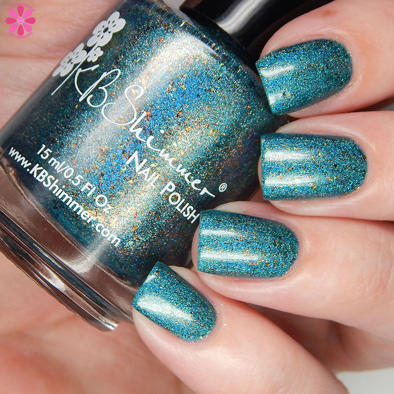 KBShimmer STeal The One