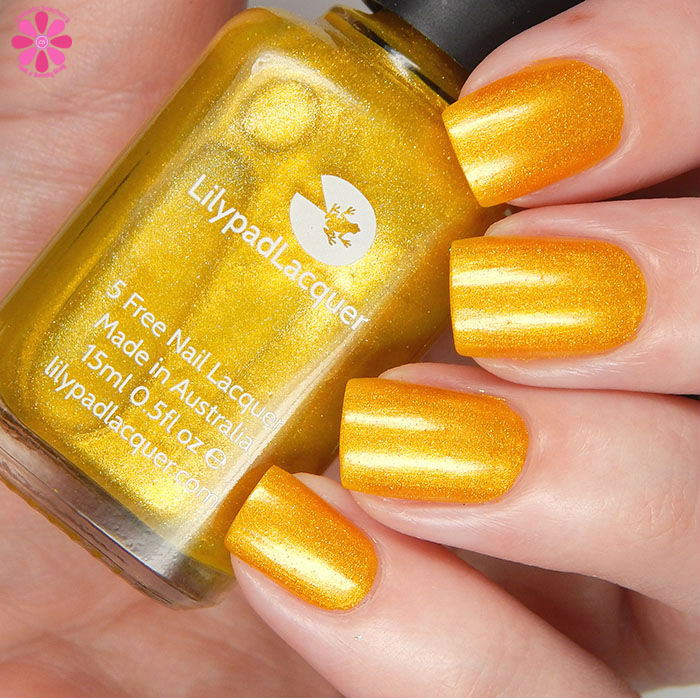 Lilypad Lacquer Greed