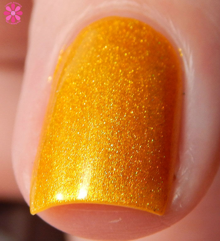 Lilypad Lacquer Greed Front