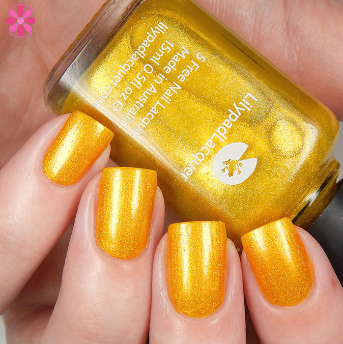 Lilypad Lacquer Greed Up