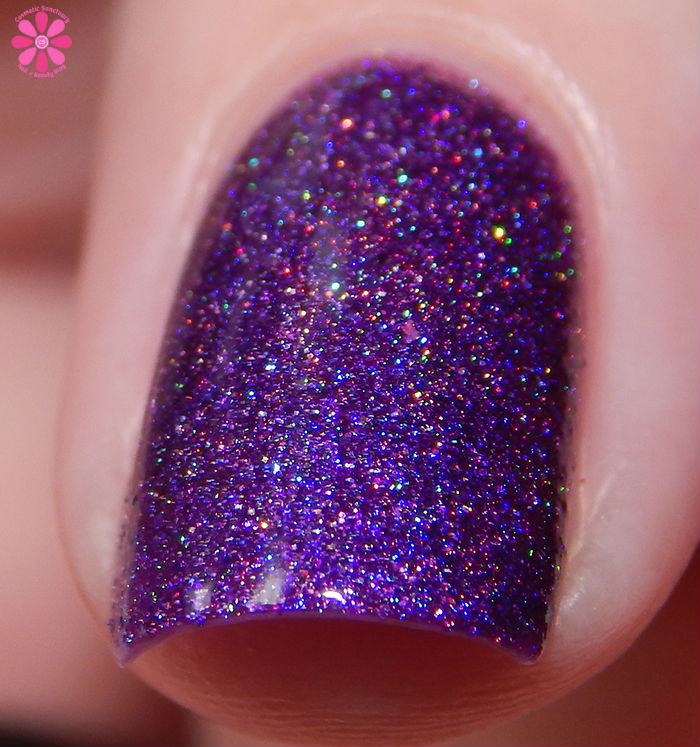 Philly Loves Lacquer Shy Violet Flash