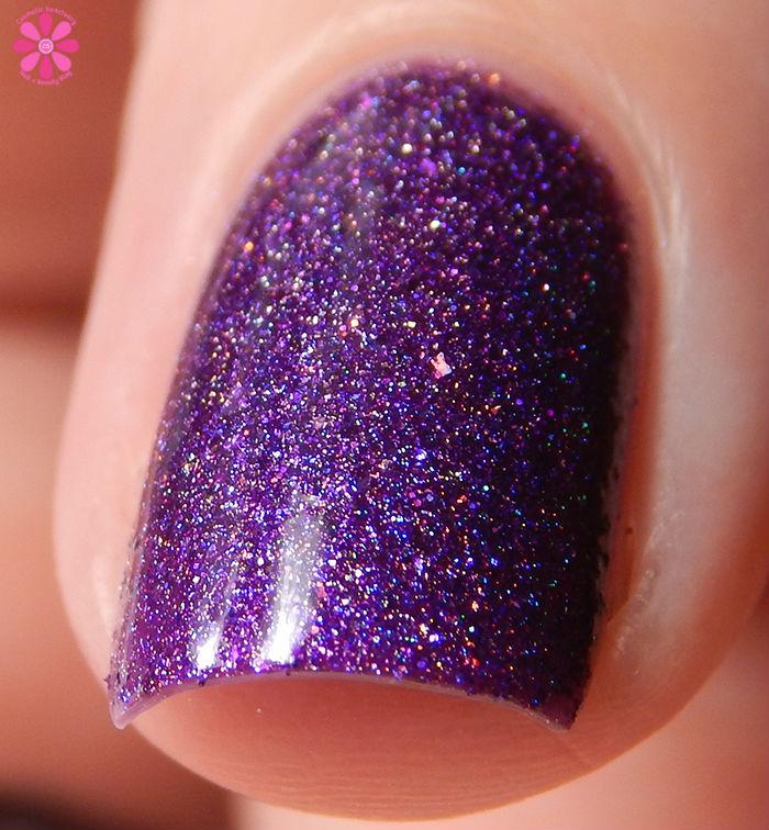Philly Loves Lacquer Shy Violet Front