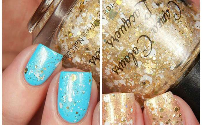 Cameo Colours Lacquers Gilded 4 Glory
