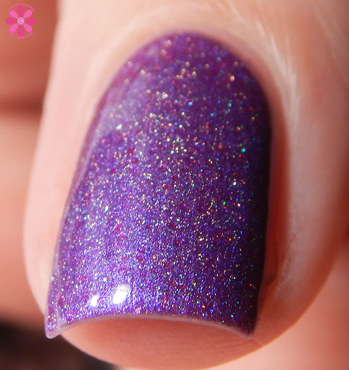 Seventy Seven Nail Lacquer Yes Mistress Front