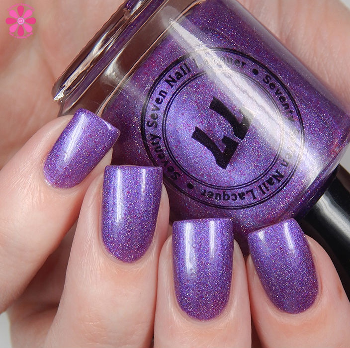 Seventy Seven Nail Lacquer Yes Mistress Up
