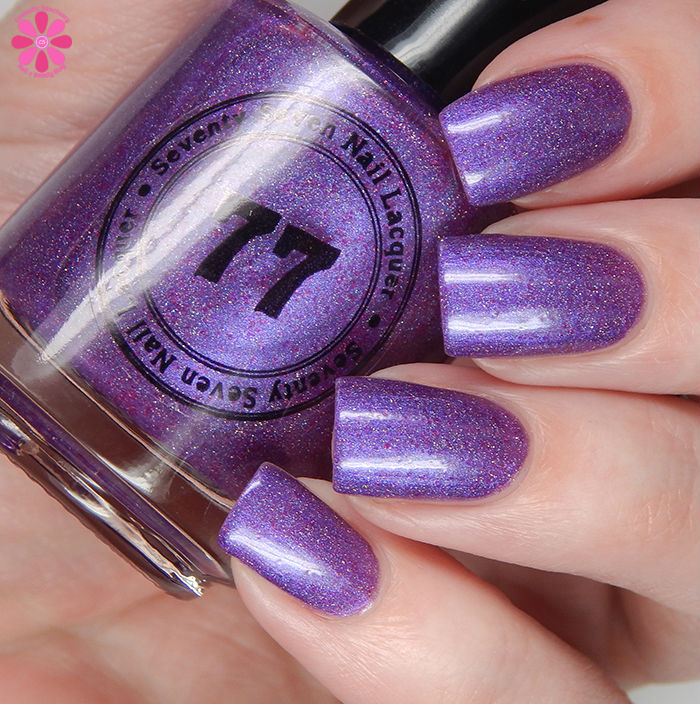 Seventy Seven Nail Lacquer Yes Mistress