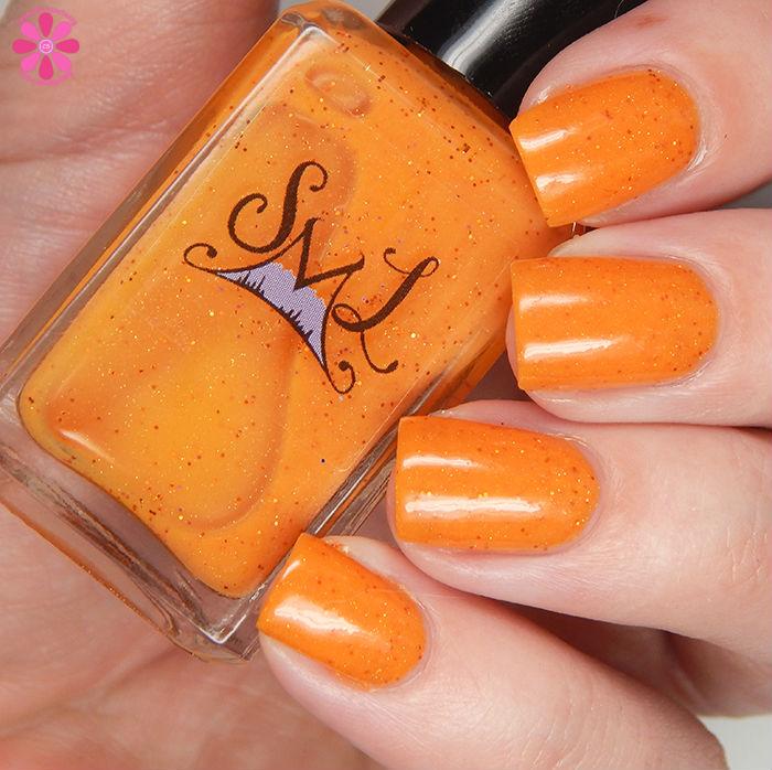 Smokey Mountain Lacquer Lala Orange