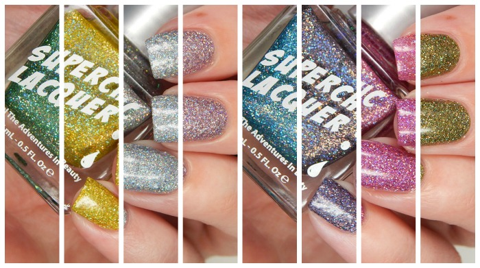 SuperChic Lacquer Project Runway Collection