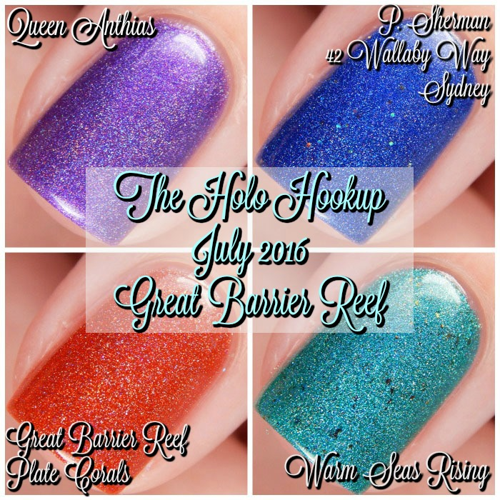 holo hookup july 2016 Opening the holo hookup boxes is always so much fun for me, because unlike you, i have no idea what's inside of them i guess i could be the perfect mystery nail polish box junkie.