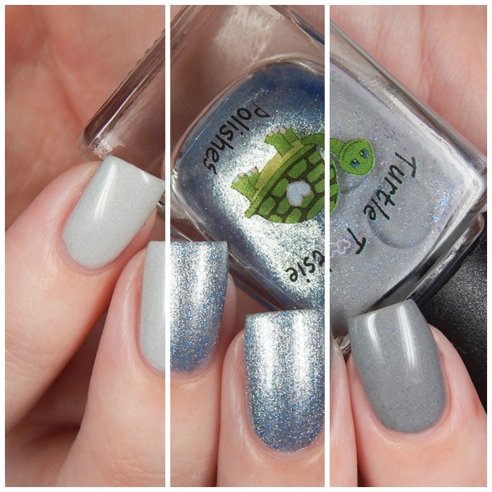 Turtle Tootsie Polishes Trio for Crystal's Charity Lacquers Purchasing Information