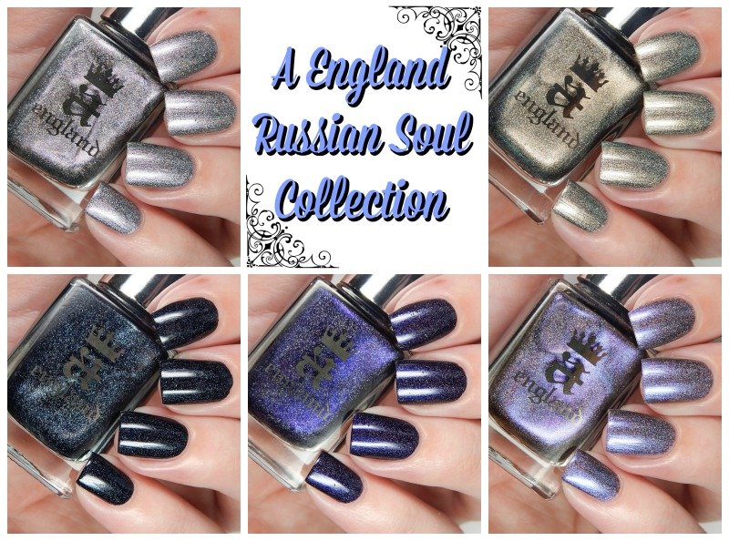 A England Russian Soul Collection Main