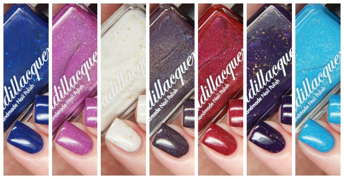 Cadillacquer Lakodom Collection