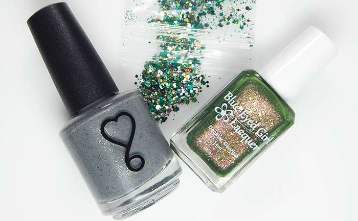 Blue Eyed Girl Lacquer June 2016 Destination Duo
